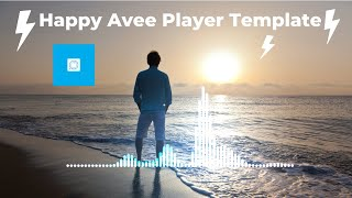 New Happy Avee Player Template Free Download 2020