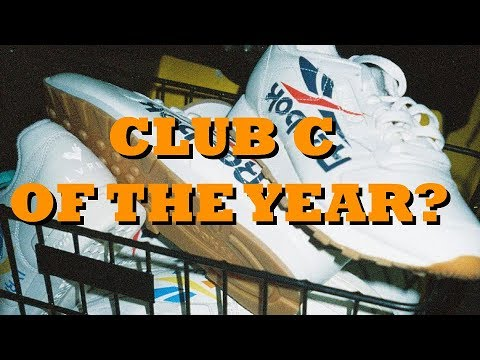 46ee08c0959a LVRN x FRKO x Reebok  Club C and Classic Leather 3 AM COLLABORATION ...