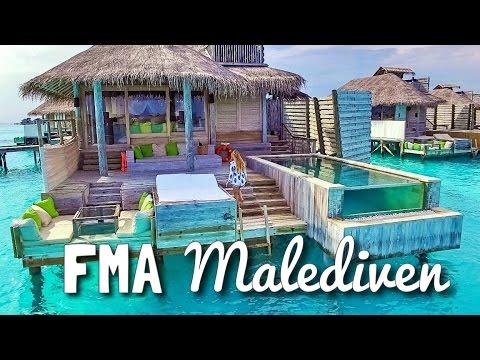 Follow Me Around MALEDIVEN (Maldives) 🌴🌺👙🐠🐚 SIX SENSES LAAMU ☀️ Schildis 🐢 Unterwasserwelt 🐠