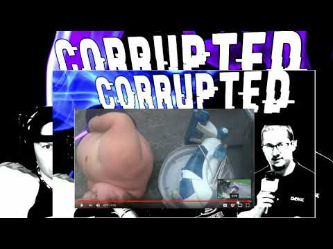 Corrupted Podcast -  THIS IS TOO FUNNY !!!!  ( OMG ) WHY