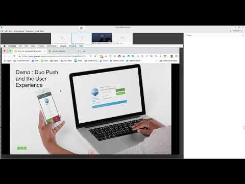 Cisco DUO Multi-Factor Authentication Webinar