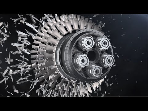 The Pratt & Whitney GTF: An engine in a league of its own