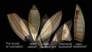 Phoenix Boatworks Canoe Caskets For The Final Voyage.