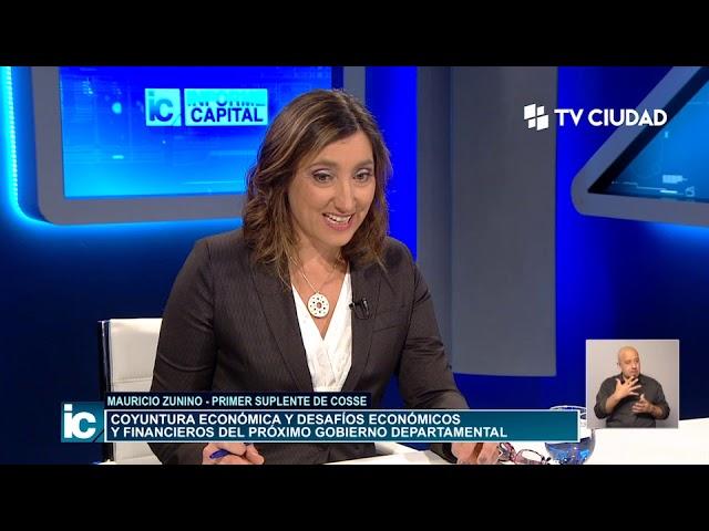 Informe Capital | Entrevista a Mauricio Zunino