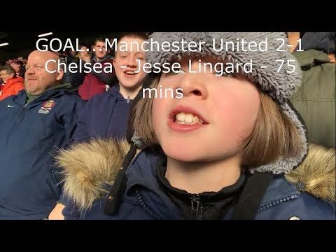 Manchester United v Chelsea | Match Day Vlog | Premier League | 25.02.2018