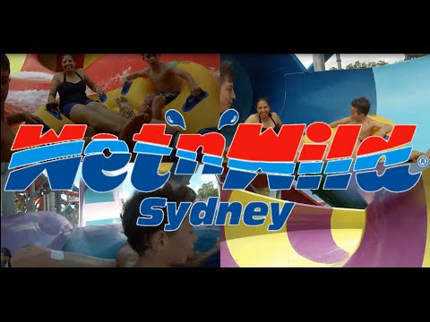 Wet 'n' Wild Sydney - VLOG