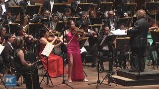 Acclaimed Chinese musicians perform in Peru