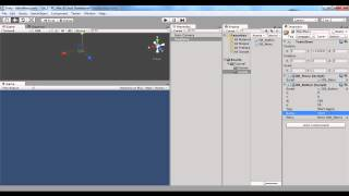 Unity3D - Comment faire de menu de l'interface graphique facile et rapide [AR]