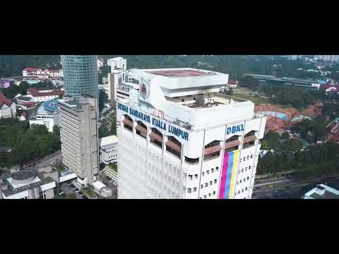 DJI MAVIC PRO | CINEMATIC SHOTS | KL SKYSCRAPPER |DBKL TOWER | KLTOWER | KLCC | TRX