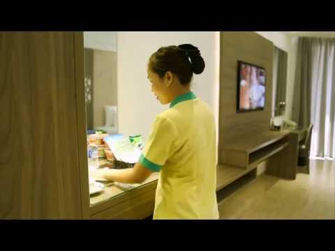 Chuẩn Bị Phòng cho Khách - Golden Peak Resort \u0026 Spa Cam Ranh