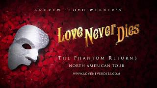 Love Never Dies at the Opera House Manchester