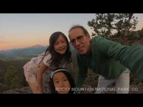 THE BIG ADVENTURE NATIONAL PARK NON-COUCH POTATO SALAD ROADTRIP TOUR 2017
