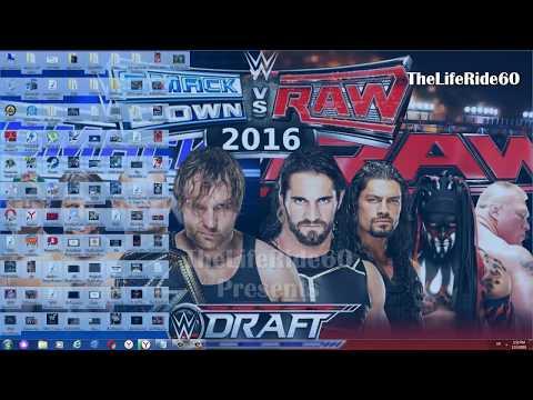 WWE Raw 2002 Pc Mods. Work All Links! :)