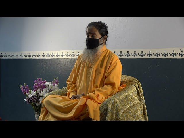 May 8, 2021 Morning Darshan with Paramahamsa Prajnanananda
