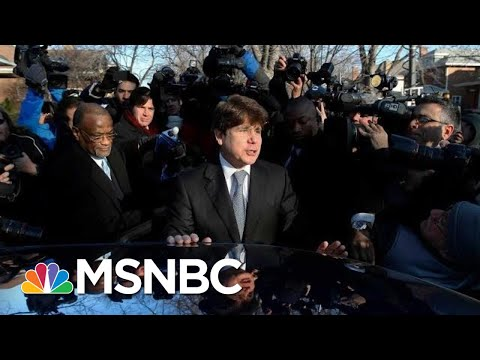 Trump Planning To Commute Sentence Of Ex-Illinois Gov. Rod Blagojevich | MSNBC