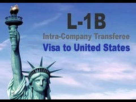 L-1 Visas for Persons with Specialized Knowledge