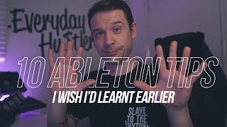 10 Ableton Tips Tricks I Wish I'd Learnt Earlier