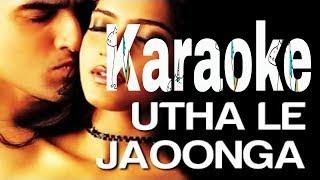 Utha Le Jaunga Tujhe Main Doli Karaoke - Yeh Dil Aashiqana ( 2002 ) Kumar Sanu & Anuradha Paudwal