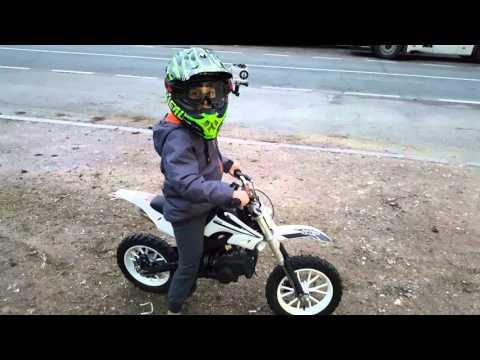 Mini Kros Honda Replica 49cc
