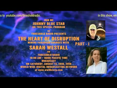 THR 63 THE HEART OF DISRUPTION WITH SARAH WESTALL PART 1