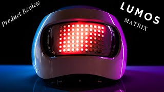 Lumos Matrix Helmet Review