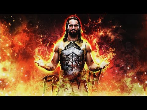 "2017 ☁ Seth Rollins Unused Theme Song || ""Redesign Rebuild Reclaim"" By Downstait ᴴᴰ"