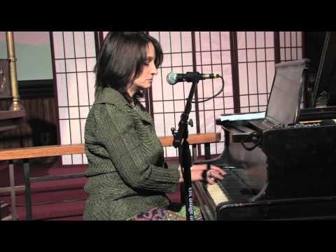 The Songwriter's Beat 2/17/11 Elise Morris  improvisational jazz