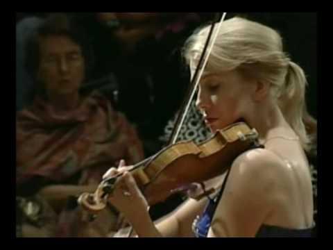 Brahms Violin Concerto en re Mayor Op.77 II.Adagio