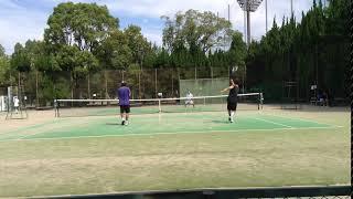 yumekanau テニス Iさんダブルス formation18 04 thumbnail