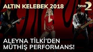 Altın Kelebek 2018: Aleyna Tilki, Altın Kelebek Ödül Töreni Sahnesinde!