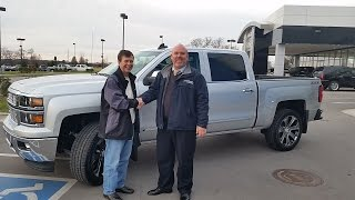 November 2014 Wilson County Chevrolet Buick GMC Satisfied customer delivery video