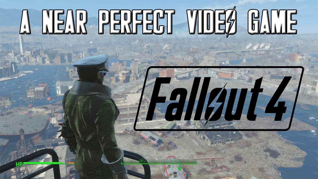 FALLOUT 4 REVIEW - A Near Perfect BETHESDA Game