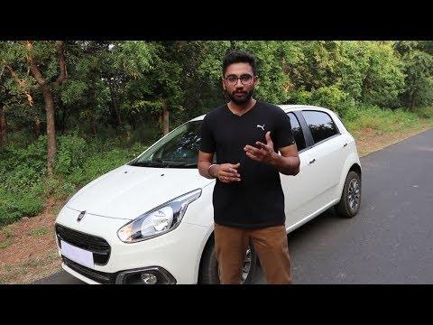 Fiat Punto Evo Emotion Car review