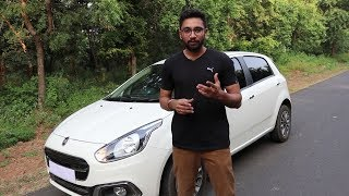 Fiat Punto Evo Emotion Car review