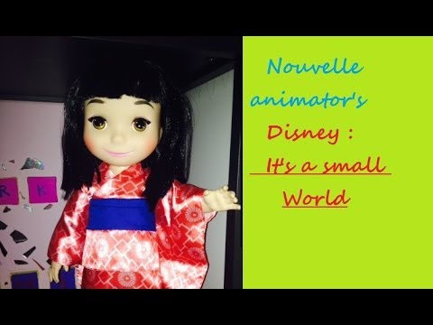 Review animator's : It's a small world/Japan