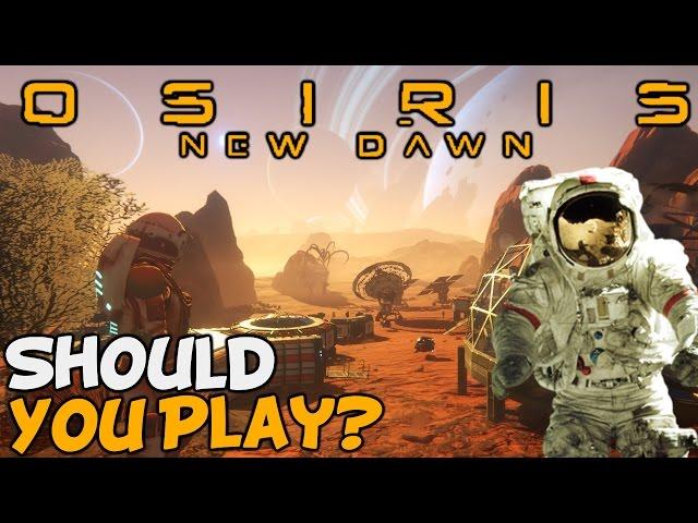 Osiris: New Dawn No Mans Sky Meets ARK?