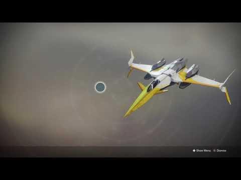 Destiny 2: Secret Cayde-6 Ramen Quest + Solstice Estival Excursion Exotic Ship Reward!