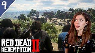 Saving Sean | Red Dead Redemption 2 Pt. 9 | Marz Plays