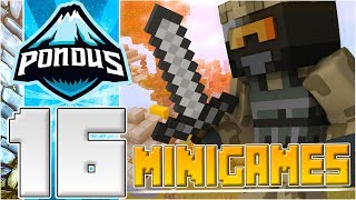 MINIGAMES PÅ PONDUS!   Pondus++ Episode #16...