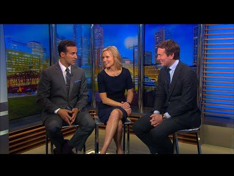 Web Extra: Jeff Glor On Becoming New CBS Evening News Anchor