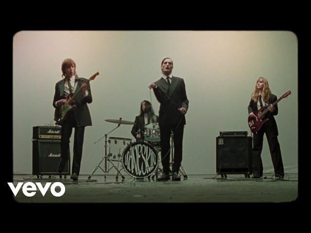 Måneskin - ZITTI E BUONI (Official Video - Sanremo 2021)