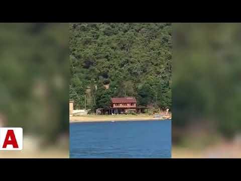 Sözde çevreci CHP´li Adalar Belediyesi doğayı böyle kirletti