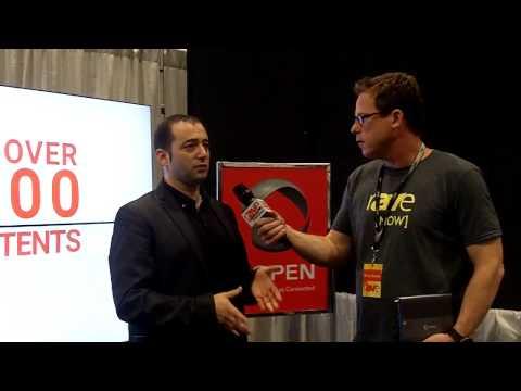 DSE 2015: Gary Kayye Interviews AOPEN's Steven Borg About Google Partnership, DSE 2015