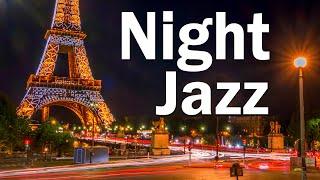 Download Night Paris JAZZ - Slow Sax Jazz Music - Relaxing Background Music