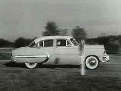 1952 See The U.S.A. In Your Chevrolet!!! Part 2 of 2