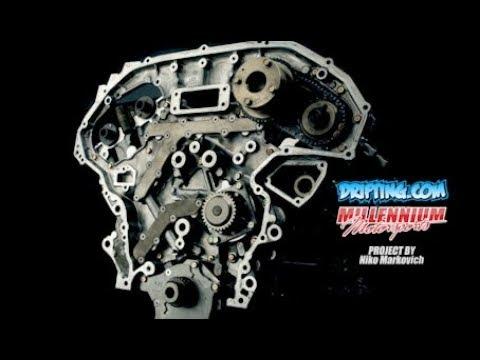 VQ35DE 350Z Engine Rebuild (Teaser Video)