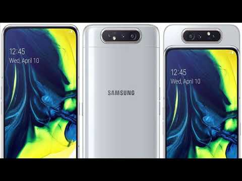 Samsung Galaxy A80 - Over The Horizon (2019) FullHD
