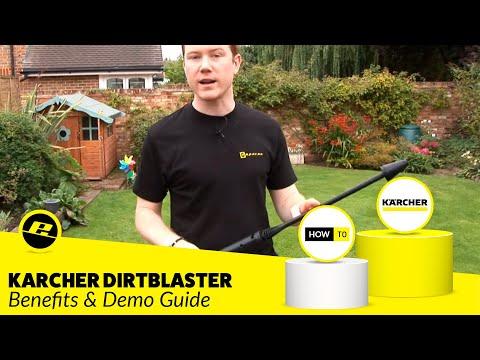 Karcher accessory: Karcher Dirtblaster