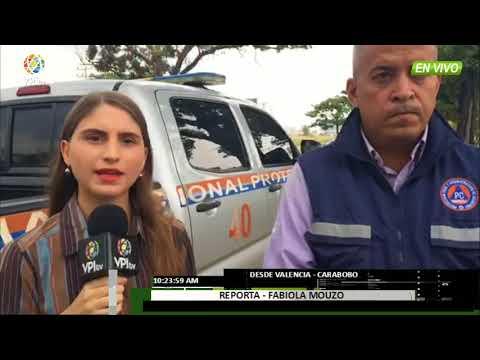Venezuela.- Protección Civil Carabobo ofreció detalles del sismo registrado este 27 de abril