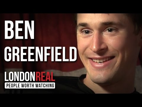 Ben Greenfield - Superhuman - PART 1/2 | London Real